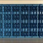 C-KLT 6414 -blau-Automotive-Behälter-Foto5
