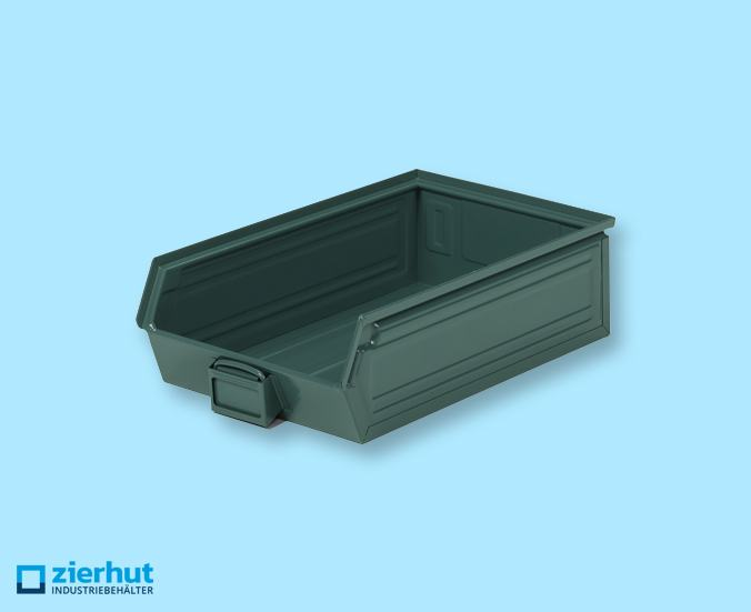 Sichtlagerkasten Schäfer-Lager-Fix 2H,  Typ:14/7-2H, metall-lackiert