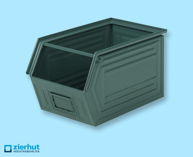 Sichtlagerbehälter Schäfer-Lager-Fix 2, Typ: 14/7-2Z, lackiert