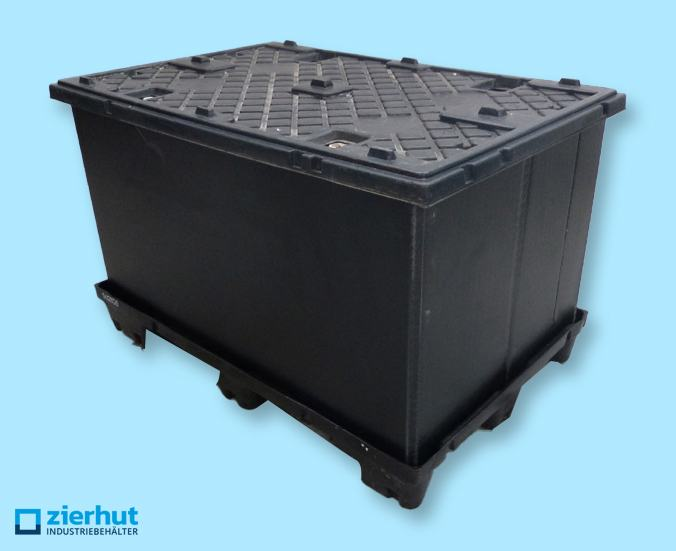 Faltbares Behältersystem Ecopack 1208S