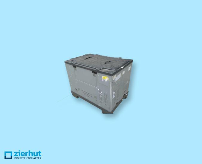 KTP-Box-System Quad- 3-tlg-Faltsystem-Quadboxen