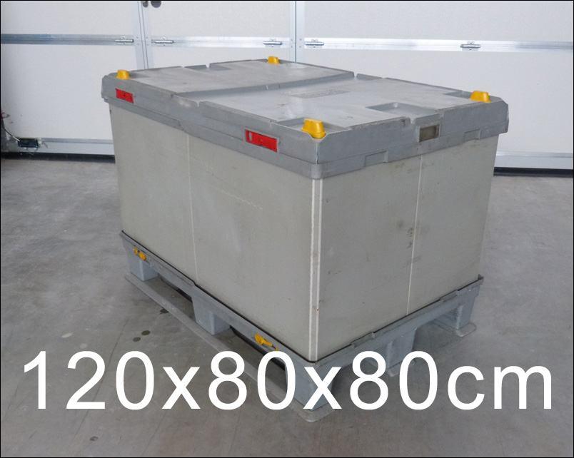 BoxerPac-faltbares Behältersystem