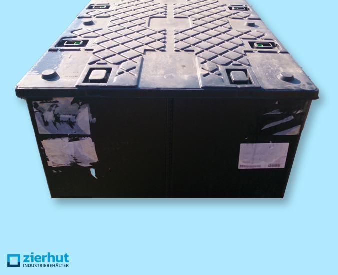 Faltbares Behältersystem Ecopack
