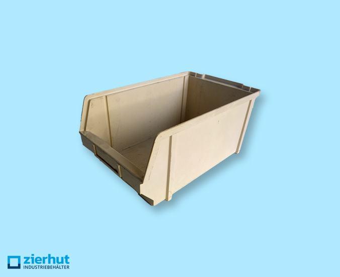 Sichtlagerbehälter aus Polystyrol