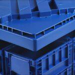 Gebindeabdeckung A1210 VW, blau-Foto3