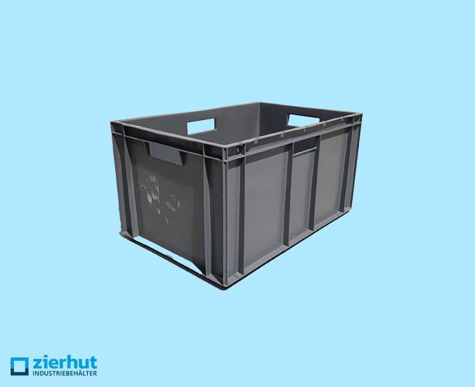 Euronormbehälter 600x400x320 Allibert 2106 mit offenen Handgriffen