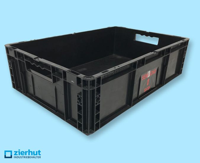 Eurobehälter 600x400x170 MF-6170 PPL-ESD-Ausführung-elektrisch leitfähig