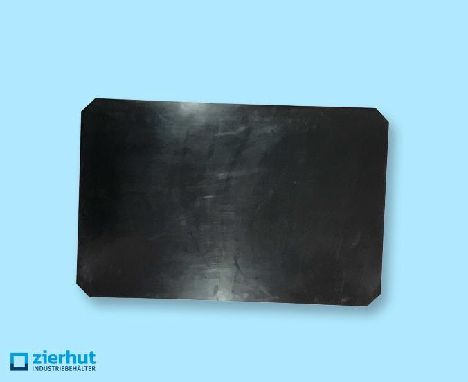 Trennplatte Zwischenlage Bodenplatte in Europalettengrundmaß 1,20×0,8m