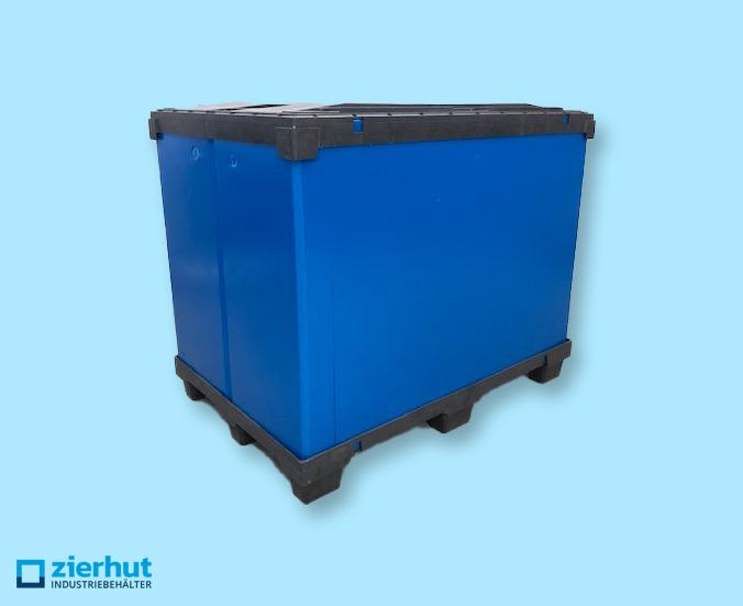 faltbares Behältersystem 1200×800 3-teilig